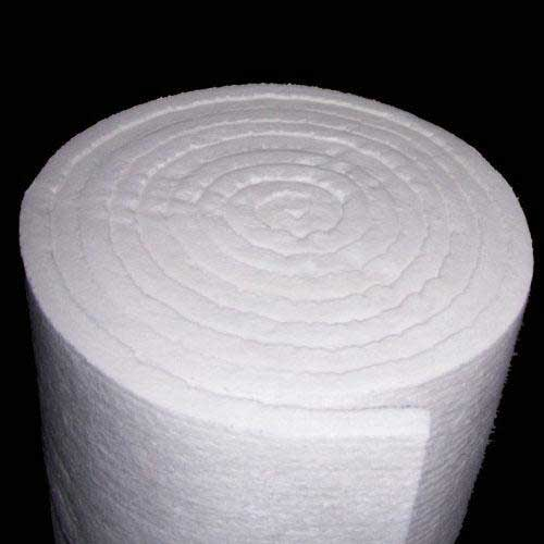 Ceramic blanket insulation