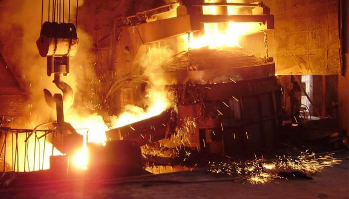 Wide Industries Served -Integrated Refractories Solution